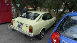 Rrontv Fiat 128 Sl Sport Coupe 1973 Very Rare Model