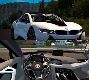 Auto 31 : bmw i8 car mod euro truck simulator 2 mods ~ Gottalentnigeria.com Avis de Voitures