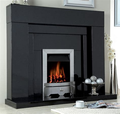 black granite fireplaces archives stanningley firesides
