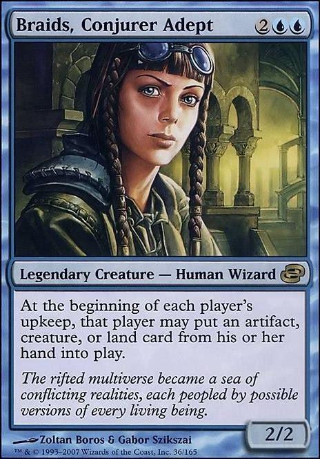 braids conjurer adept plc mtg card