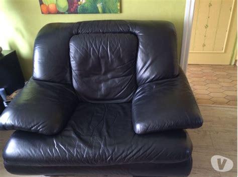 canapé cuir déchiré canapé fauteuil cuir véritable clasf
