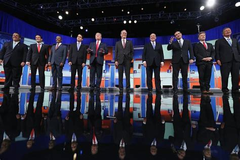 republican debate read  transcript   primetime debate