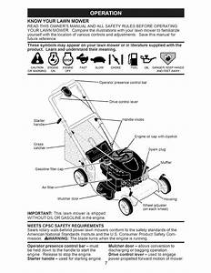 Page 7 Of Craftsman Lawn Mower 917 374356 User Guide