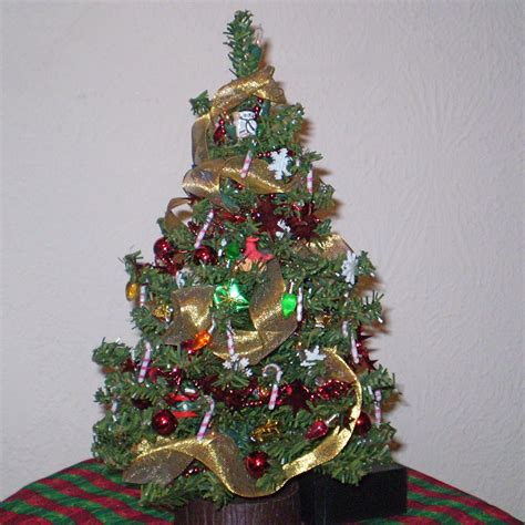 Awesome Small Decorative Christmas Trees Living Room