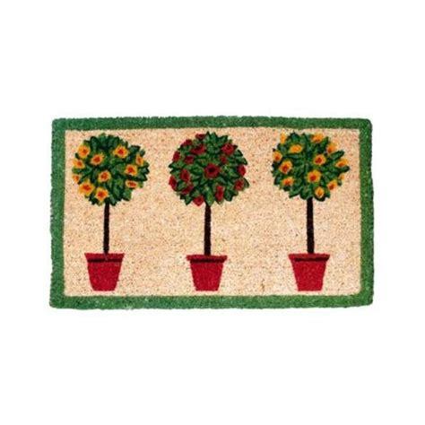 Topiary Doormat by Topiary Doormat Aspen And Brown