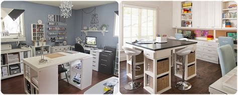 inspirations atelier loisirs cr 233 atifs une craft room pastel