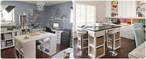 Créer Son Bureau Ikea : creer son ilot central creer son ilot central max min ~ Melissatoandfro.com Idées de Décoration