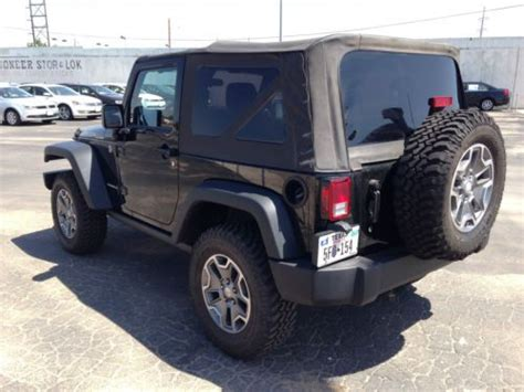 used 2 door jeep rubicon purchase used 2012 jeep wrangler rubicon sport utility 2