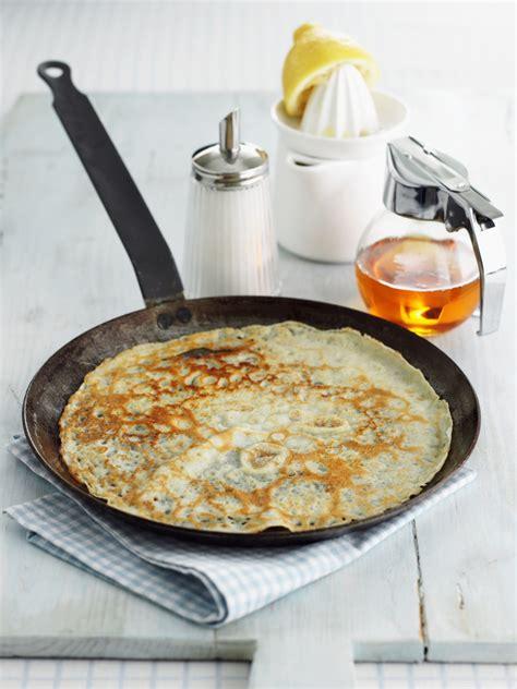 recette de cuisine sans four crêpes sans oeuf pour 4 personnes recettes à table