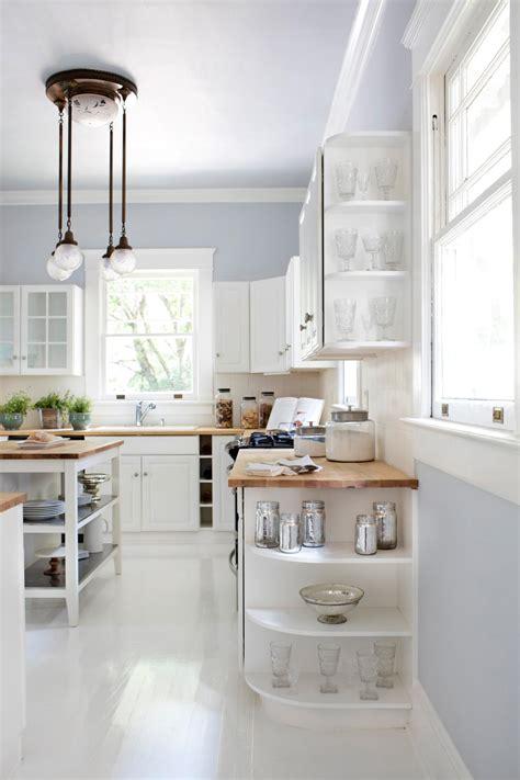 White And Bright Kitchen With End Cabinet Display Shelves. Kitchen Living Juicer. Kitchen Art Wallpaper. Alton Brown Kitchen Necessities. Kitchen Room Drawing. Kitchenaid Appliances. Kitchen Tools Game. Kitchen Decorations Minecraft. Kitchen Tile Discount
