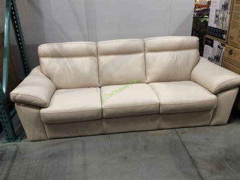 costco white leather sofa leather sofa costco mckinney costco thesofa
