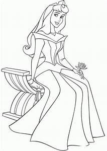 Prinzessin 26 Ausmalbilder Gratis