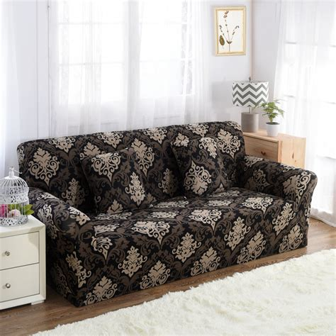 Living Room Furniture Covers by Dreamworld Floral Sofa Cover Spandex Colorful Covers For