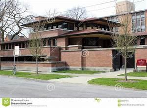 Frank Lloyd Wright Gebäude : frank lloyd wright s robie house chicago redaktionelles bild bild von masterwork geb ude ~ Buech-reservation.com Haus und Dekorationen