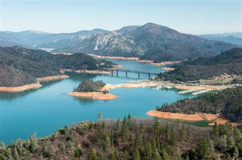 Shasta Lake Reaches 108 Percent Of Its Historic Average