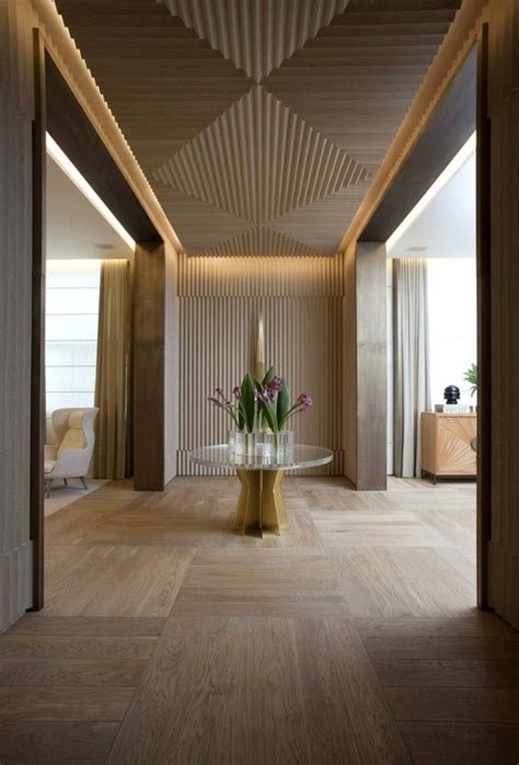 2016 Ceiling Designs by Casa Cor Sp 2016 Home Misc Ceiling Design Wooden