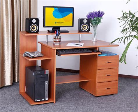 solid wood computer desk l shaped computer table furniture al habib panel doors