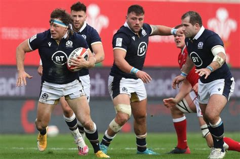 What channel is Italy v Scotland Autumn Nations Cup match ...