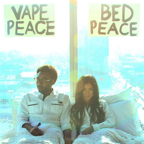 Jhen Aiko Bed Peace by Jhene Aiko Bed Peace Feat Childish Gambino Barely