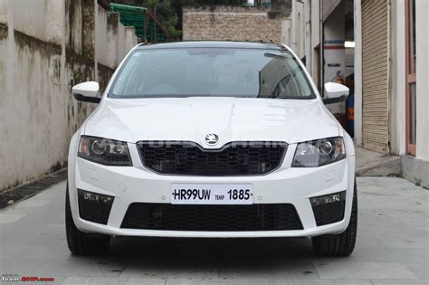 skoda octaviawith  modifications page  team bhp