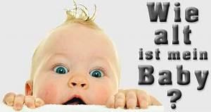 Baby Alter Berechnen : wie alt ist mein baby das alter ihres babys berechnen ~ Themetempest.com Abrechnung