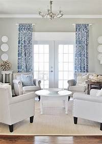 decorative accessories for living room Simple Tip to Make Your Windows Appear Larger - Thistlewood Farm