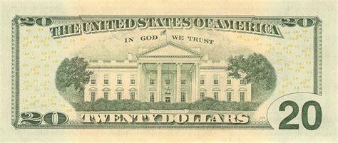 Twenty Dollars Gold Certificate Yellow Seal