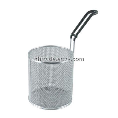 pasta strainer basket pasta basket pasta cooker basket stainless steel wire mesh 1419