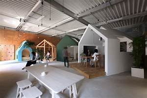 Concert Visual Design Omihihachiman Workspace Alts Design Office Archdaily