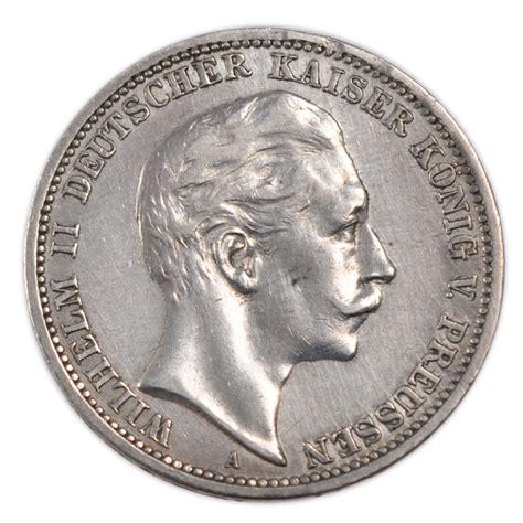 Comptoirs Des Monnaies by 54608 Allemagne Prusse 3 Ttb 3 De 16 224 50