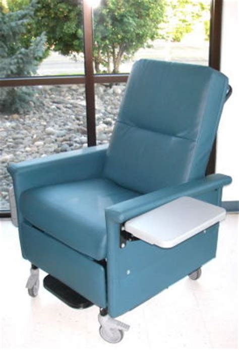 used chion 56 recliner dialysis chair for sale dotmed