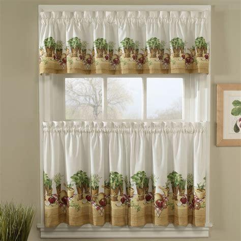 herb kitchen curtains curtain draperycom