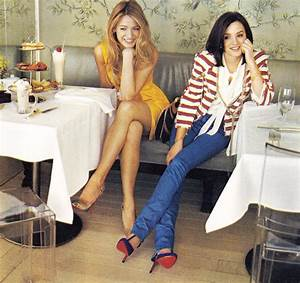 Blake and Leighton - Blake Lively and Leighton Meester ...