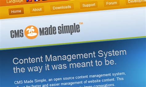 Best Easy Cms Top Content Management Systems Easy Cms For Web Designers