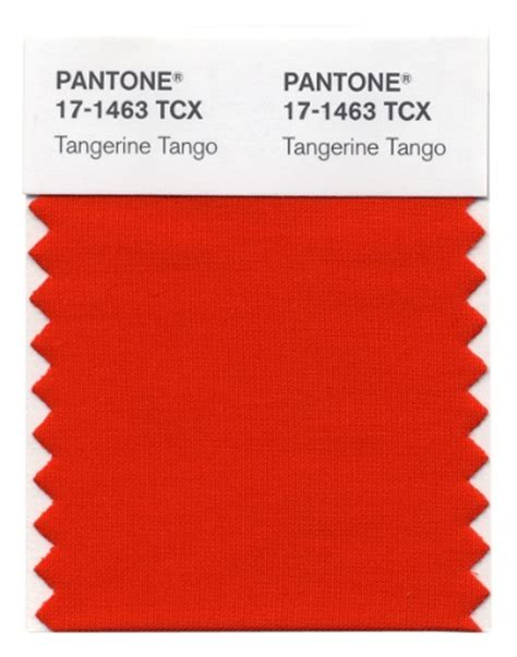 pantone color of the year 2012 pantone reveals color of the year for 2012 pantone 17 1463 tangerine tango business wire