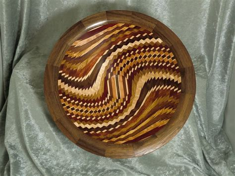 """Dizzy Bowl""   Ted's Woodshop"
