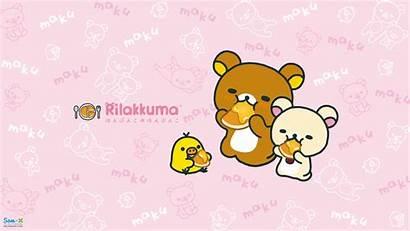 Kawaii Wallpapers Rilakkuma Kitty Hello Cuteness Every