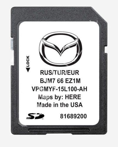 Maybe your sd card and android phone are working fine separately, but just won't work when combined. Mazda SkyActiv Connect Navigation SD Card 2019-2020 Sat ...