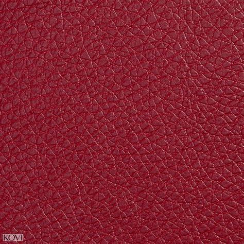 Red Burgundy Plain Decorative Automotive Animal Hide