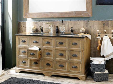 arte cuisine du monde 12 beaux meubles sous vasque en bois joli place