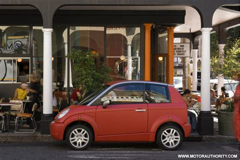 Think Cars : 2011 Think City Electric Car Approved For Sale In California