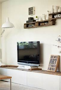 Ikea Besta Türen : besta ikea mit holzplatte for the home pinterest living rooms upcycling and tv walls ~ Orissabook.com Haus und Dekorationen