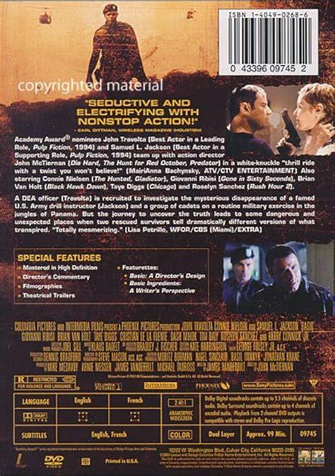 Basic (DVD 2003) | DVD Empire