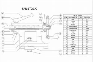 Lathe Tailstock