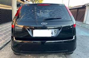 Ford Fiesta Hatch Se Rocam 1 6  Flex  2014  2014