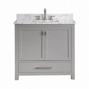 Avanity MODERO-V36 Modero 36-in Bathroom Vanity Only