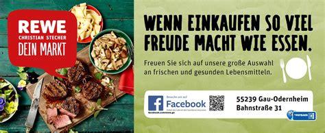 rewe markt gau odernheim bahnstrasse