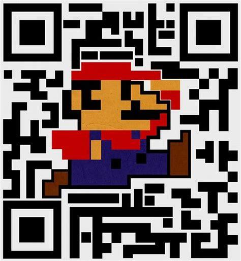 Juegos cia para 3ds en código qr! スーパーマリオQRコード(画像)   naglly.com