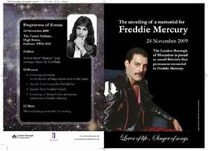 FREDDIE MERCURY MEMORIAL, FELTHAM
