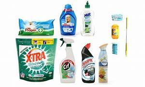 Produit Menager Maison : 6 maanden aan schoonmaakproducten groupon ~ Dallasstarsshop.com Idées de Décoration